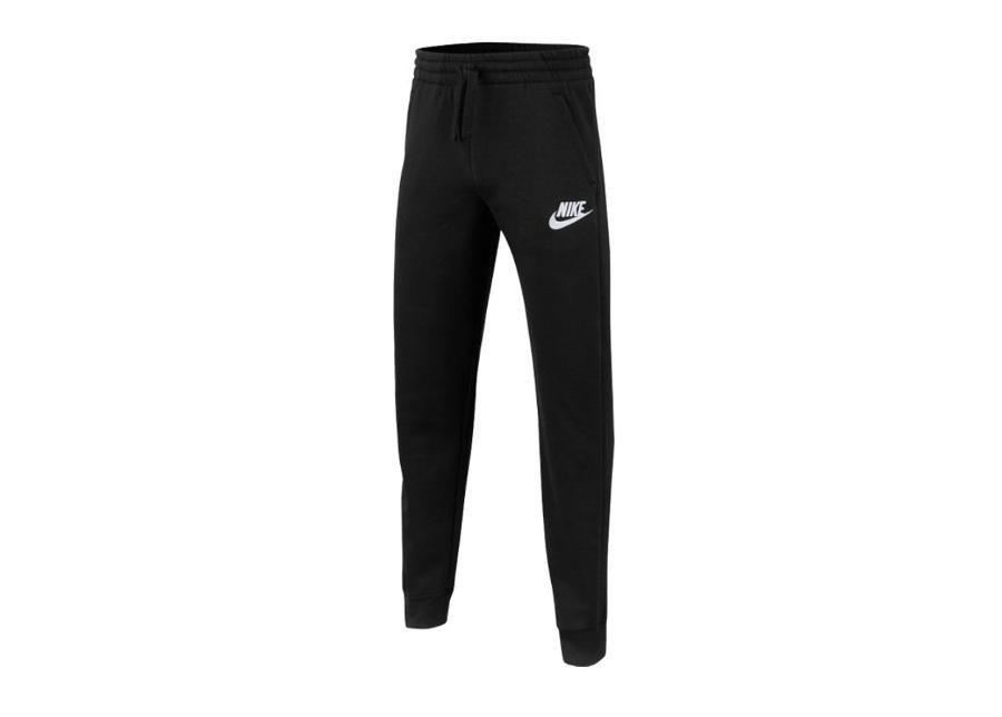Lasten verryttelyhousut Nike NSW Club Fleece Jogger JR CI2911-010