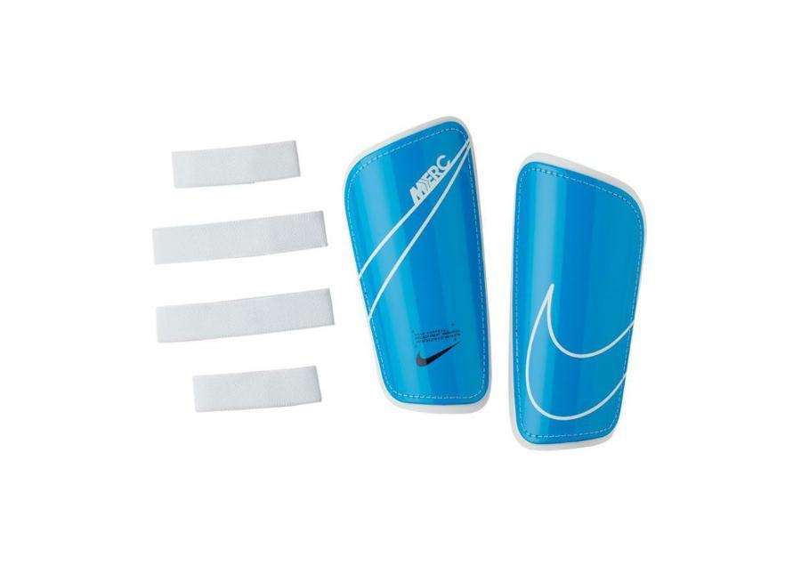 Aikuisten jalkapallo säärisuojat Nike Mercurial Hard Shell M SP2128-486