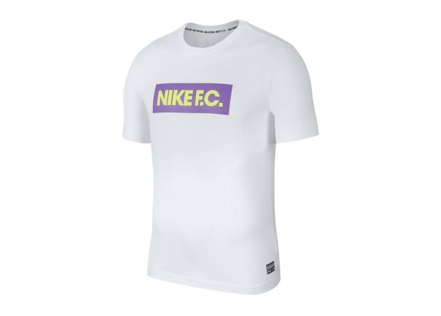 Miesten treenipaita Nike F.C. Dry Tee Seasonal Block T-shirt 100