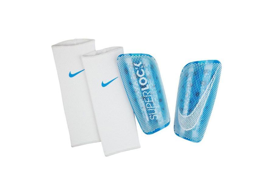 Aikuisten jalkapallo säärisuojat Nike Mercurial Lite Superlock M CK2167-486