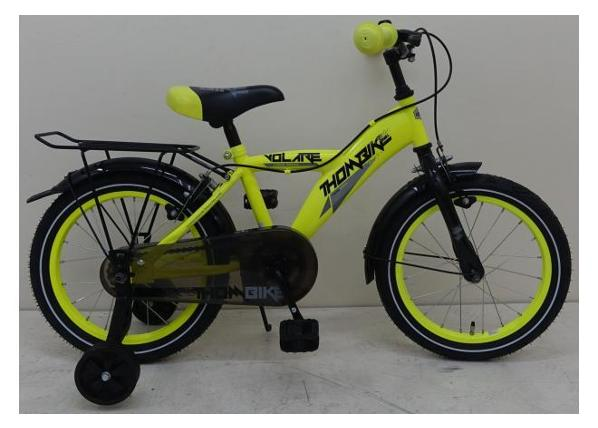 Lasten polkupyörä 16 tuumaa Volare Thombike City