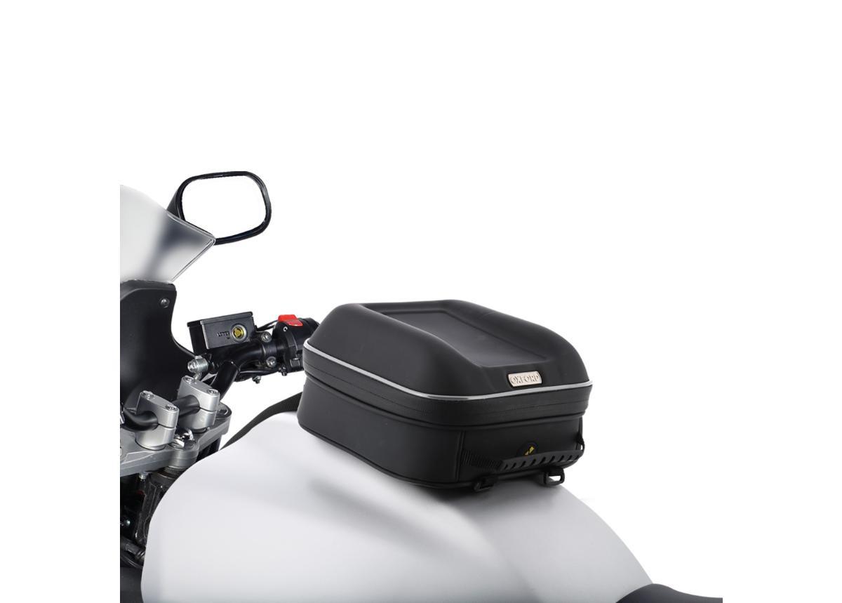 Moottoripyörälaukku Oxford S-Series M4S