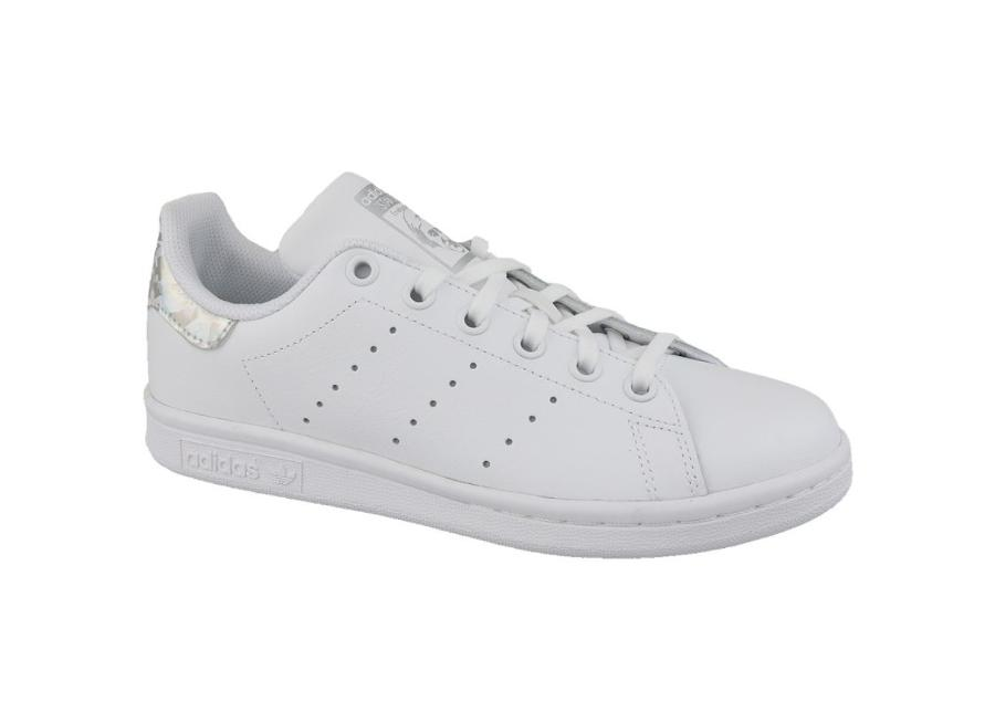 Lasten vapaa-ajan kengät Adidas Stan Smith Jr EE8483