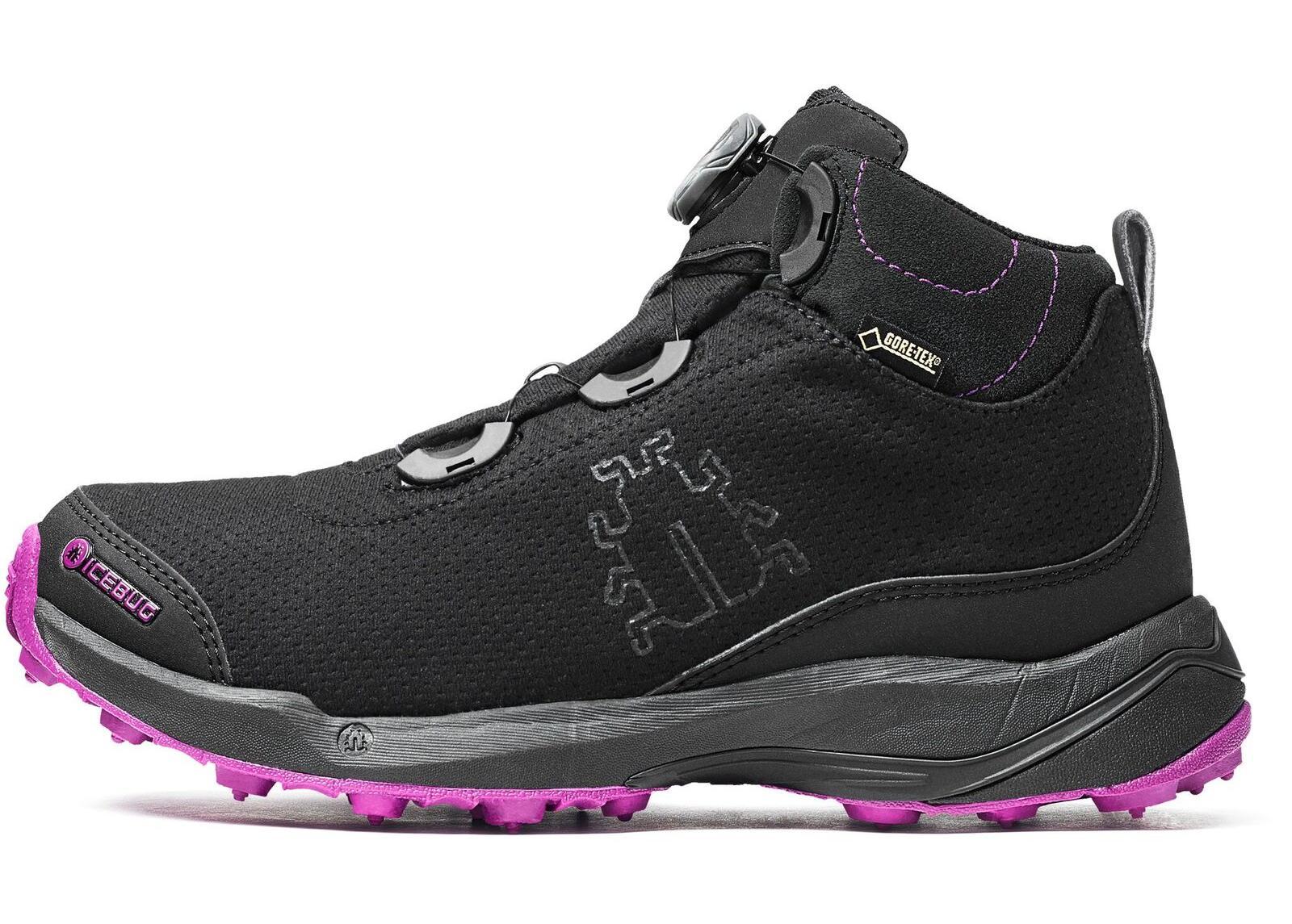 Naisten kengät Detour W RB9X GTX Icebug