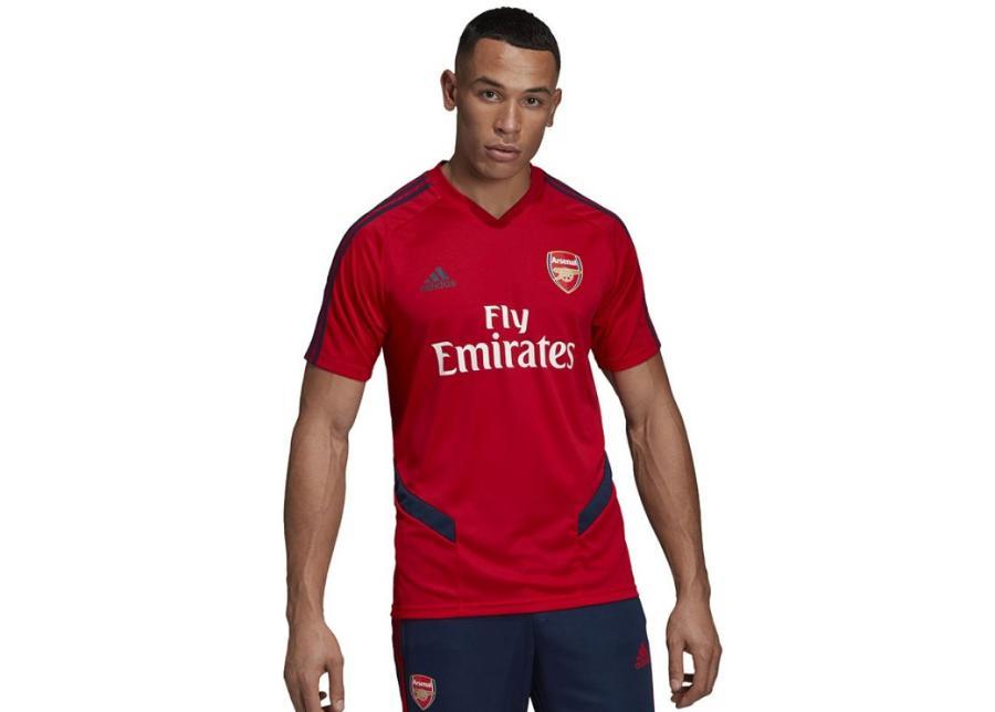 Miesten jalkapallopaita Adidas Arsenal Training Jersey M EH5701
