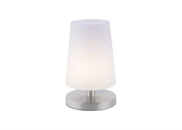 Pöytävalaisin Steel LED