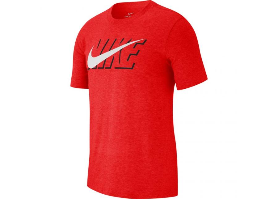 Miesten vapaa-ajanpaita Nike Sportswear BLK Core M AR5019-657