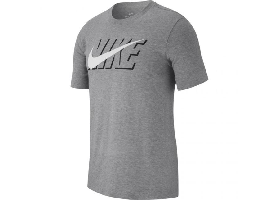 Miesten vapaa-ajanpaita Nike Sportswear BLK Core M AR5019-051
