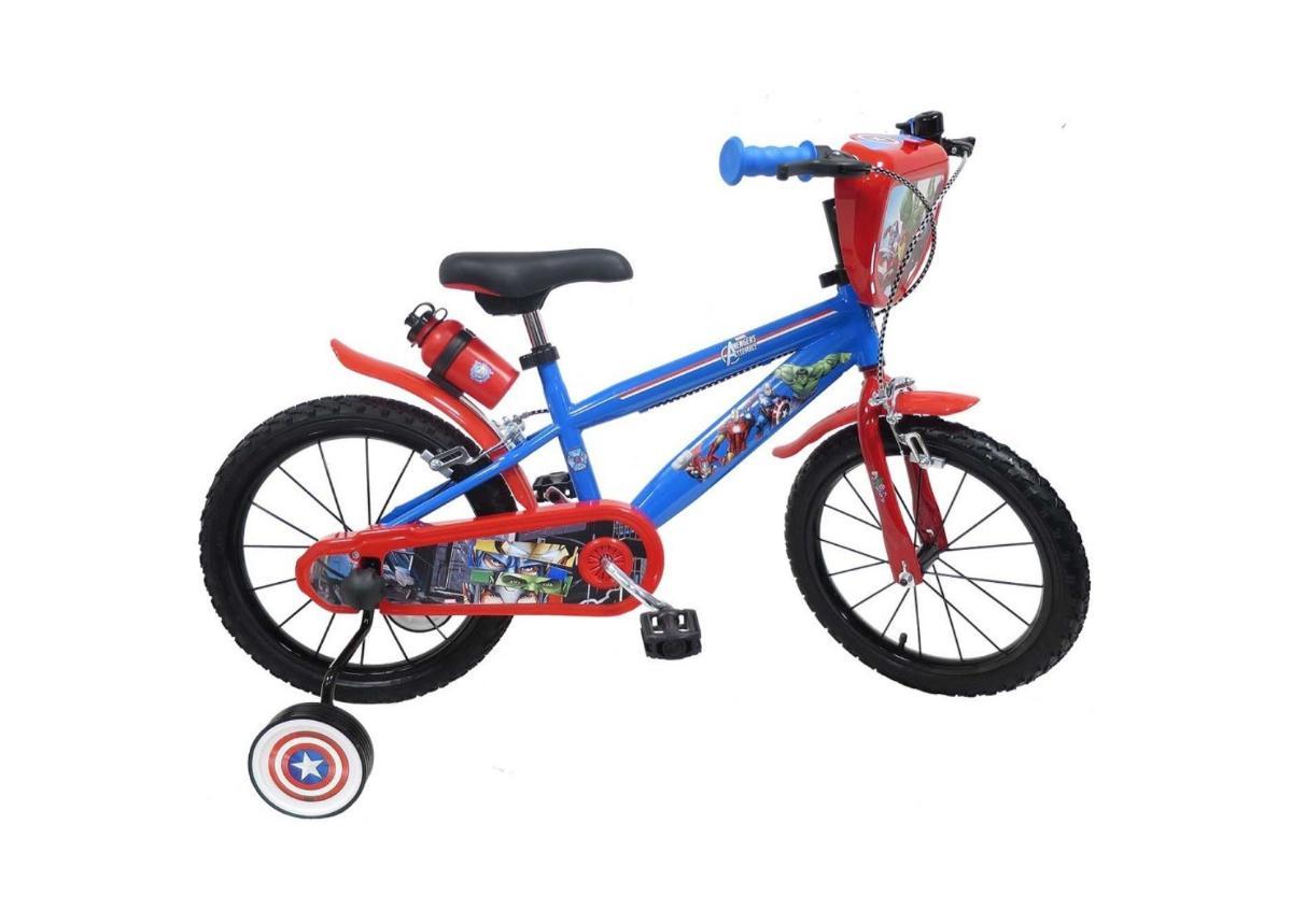 """Lasten polkupyörä Avengers 2416 16"""""""