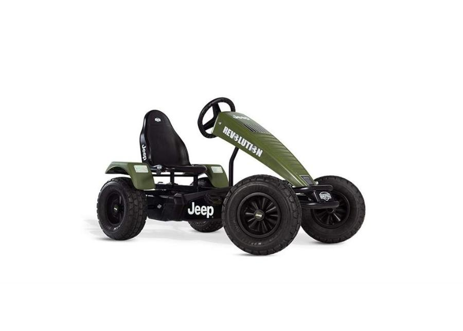 Karting-auto BERG GO- Jeep Revolution BFR