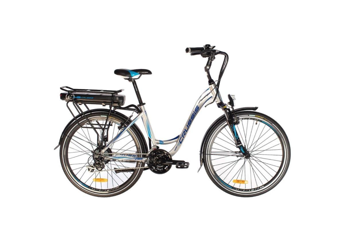 Sähkökaupunkipyörä Crussis e-City 5.6-S