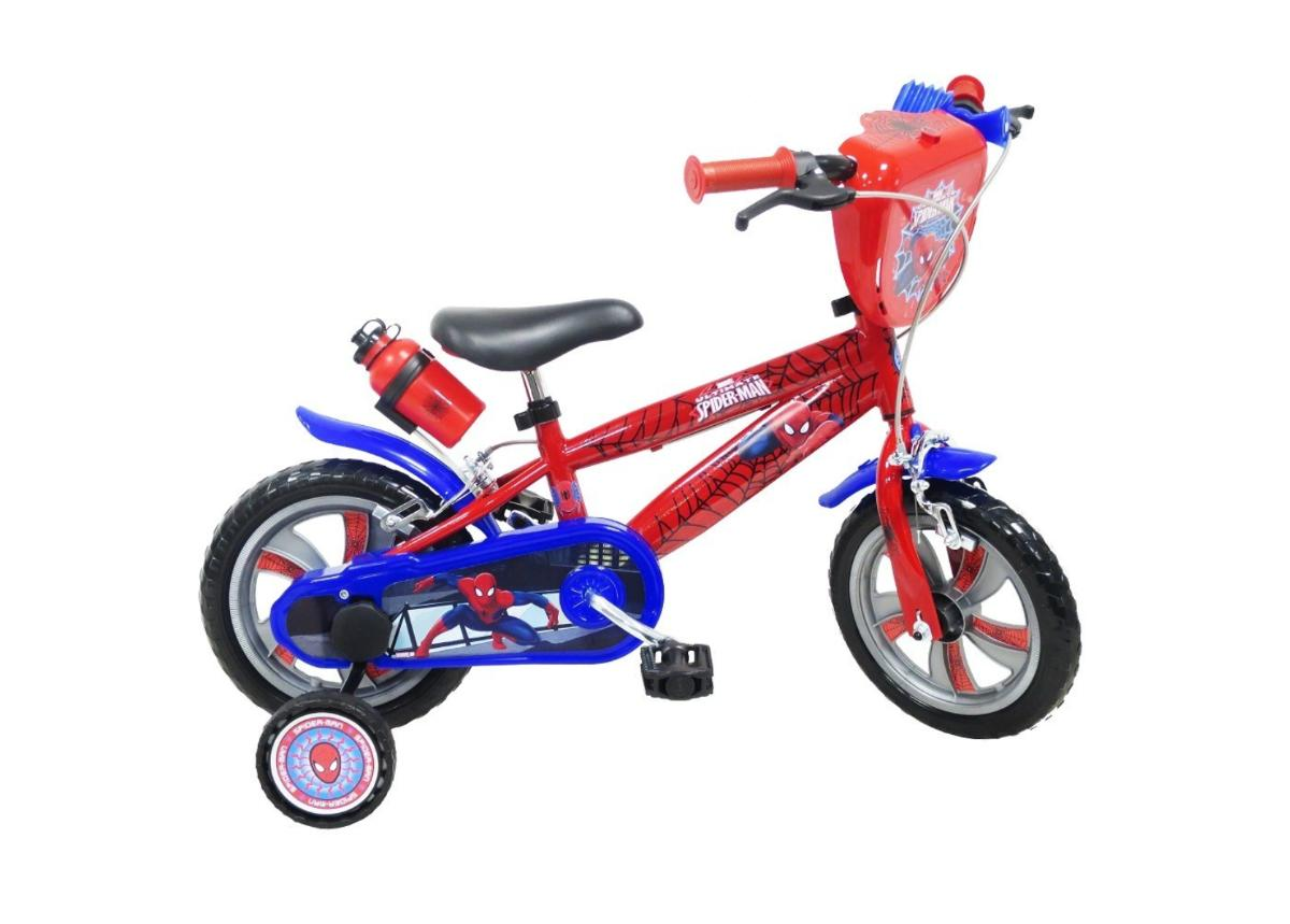 """Lasten polkupyörä Spiderman 2142 12"""""""