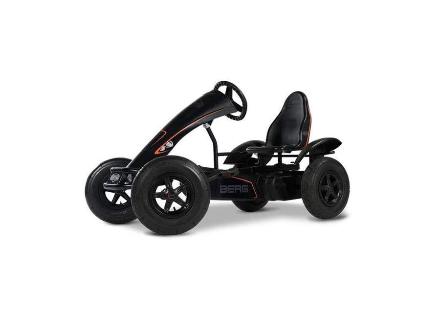 Karting-auto BERG GO- Black Edition BFR