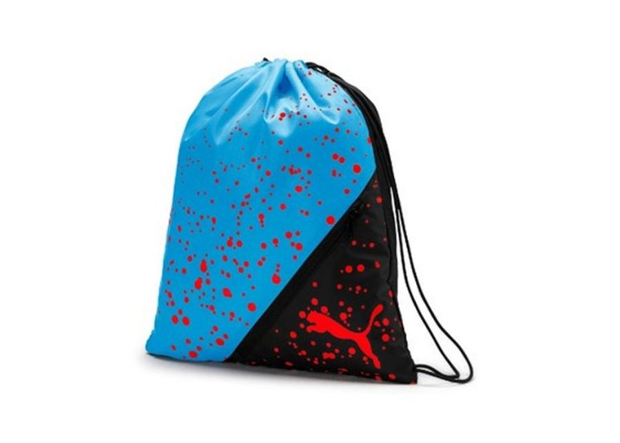 Kenkäpussi Puma LIGA Gym Sack 075216 21 sininen