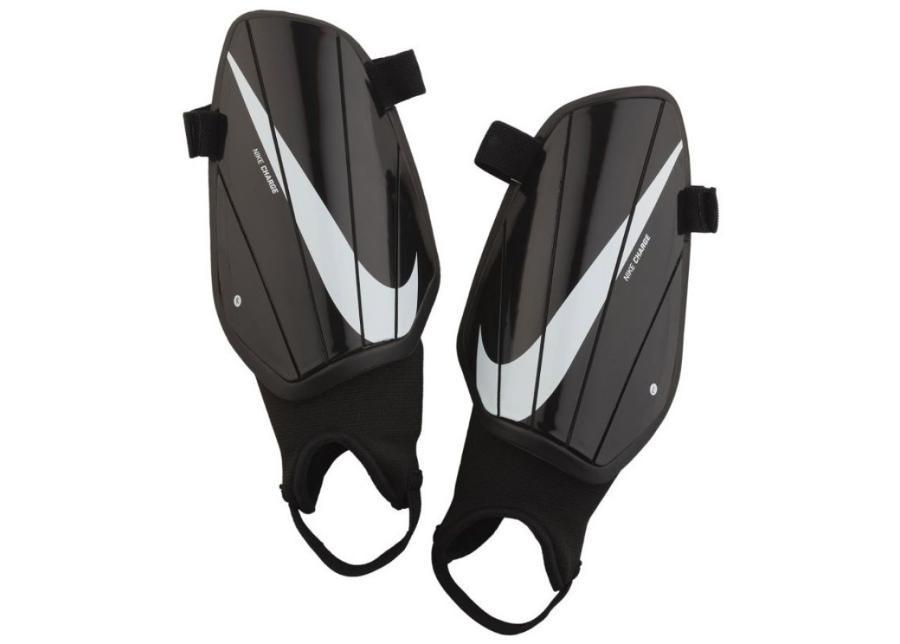 Säärisuojat jalkapalloon miehille Nike NK Charge GRD M SP2164 010 mustat