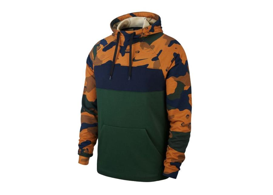 Miesten huppari Nike Dry Fleece Camo GFX M BV2724-790