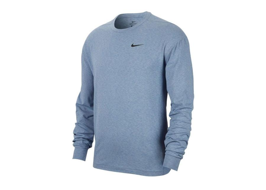 Miesten treenipaita Nike Dry Crew Hprdr It Top M BQ7691-458