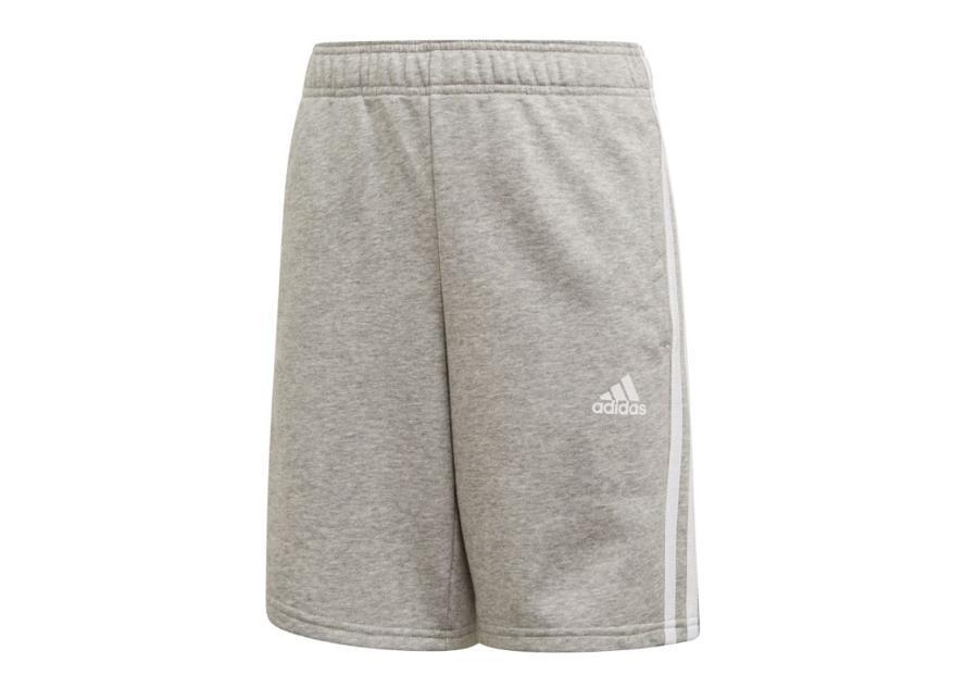 Lasten urheilushortsit Adidas MH 3Stripes Short Junior ED6466