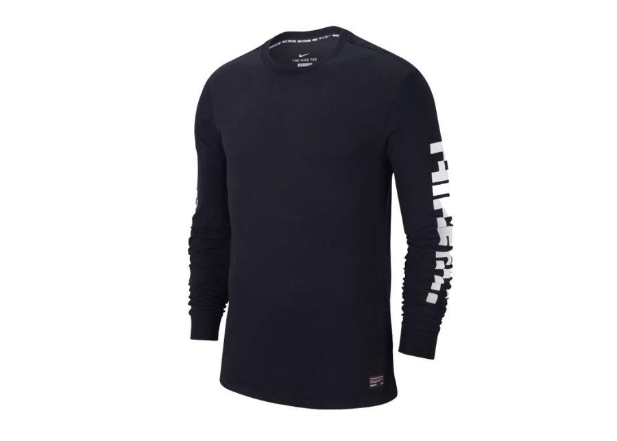 Miesten jalkapallopaita Nike F.C. Tee 8 Bit M AJ7662-010