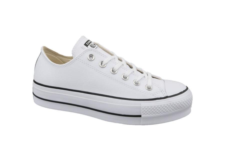 Naisten vapaa-ajan kengät Converse Chuck Taylor All Star Lift Clean OX W 561680C