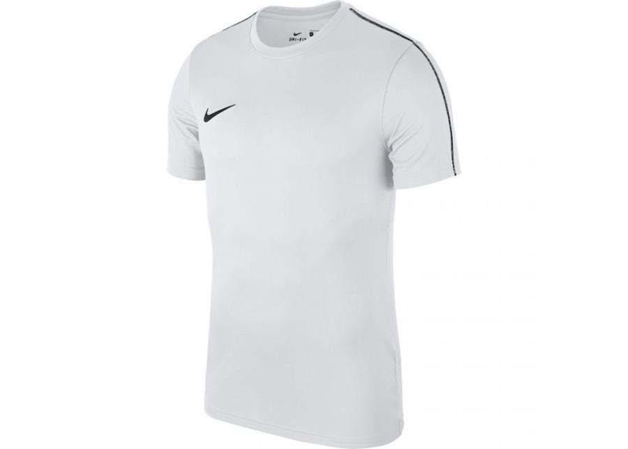 Lasten jalkapallopaita Nike Park 18 SS TOP Y NK DRY Jr AA2057-100