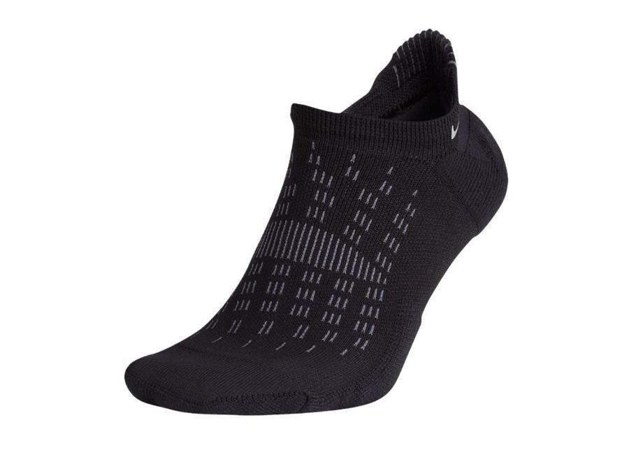 Aikuisten urheilusukat Nike Elite Cushioned No-Show SX7280-010