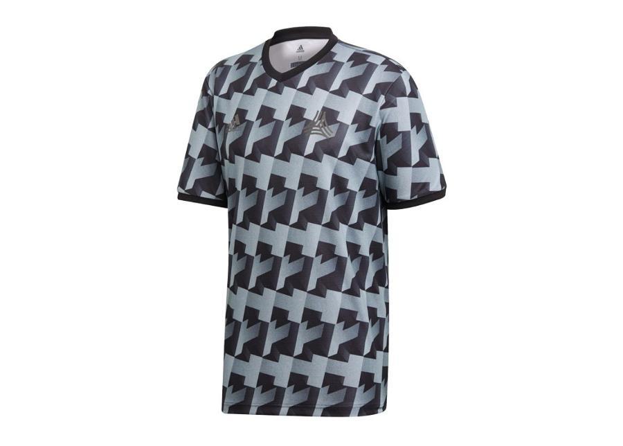 Miesten jalkapallopaita Adidas Tango MW AOP Jersey M DP2714