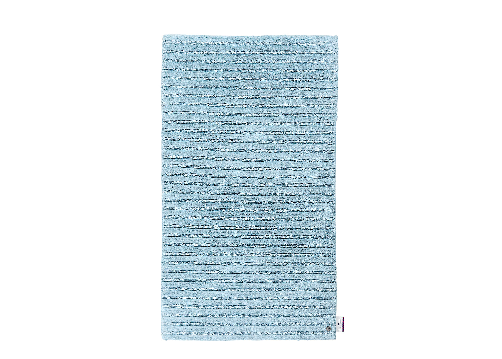 Kylpyhuoneen matto Cotton Stripe 60x100 cm