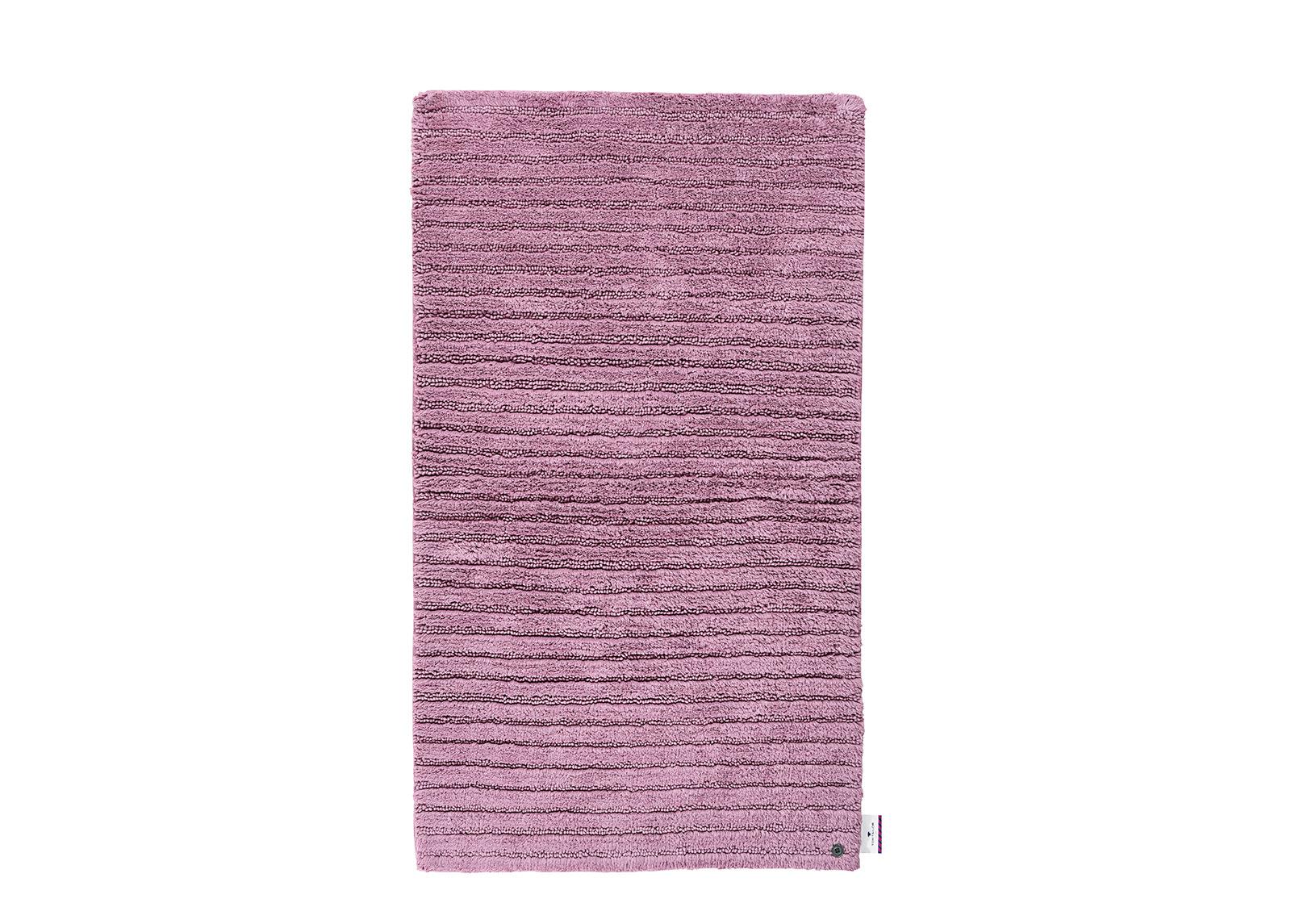 Kylpyhuoneen matto Cotton Stripe 60x60 cm
