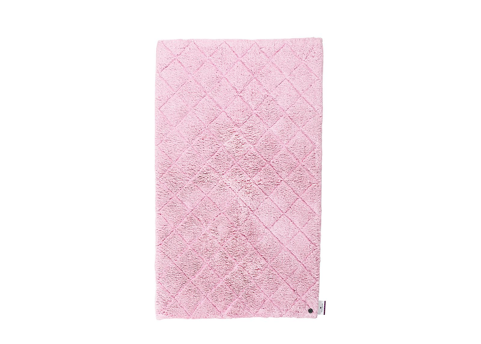 Kylpyhuoneen matto Cotton Pattern 60x100 cm