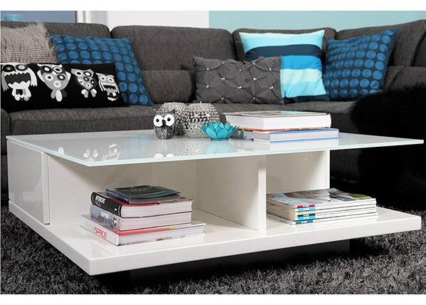 Sohvapöytä 100x100 cm
