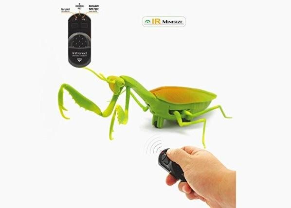 Kauko-ohjattava Heinäsirkka