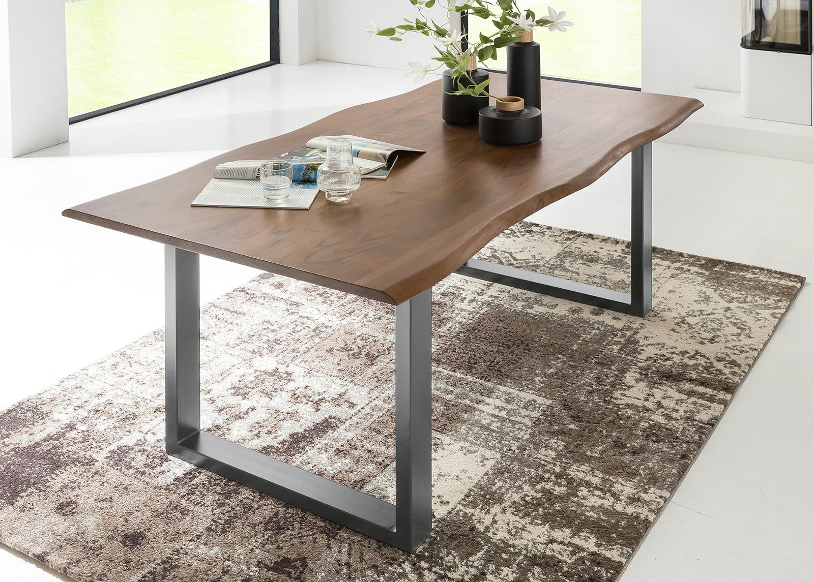 Ruokapöytä 90x180 cm