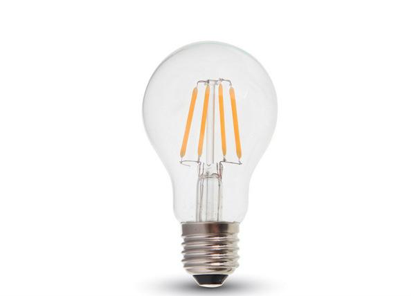 LED lamppu hehkulangalla E27 5 W 3 kpl