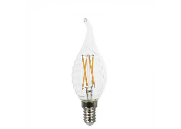 LED lamppu hehkulangalla E14 4 W 3 kpl
