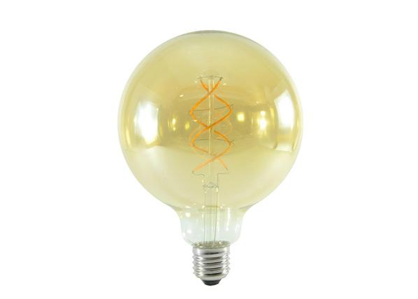 LED lamppu hehkulangalla E27 5 W