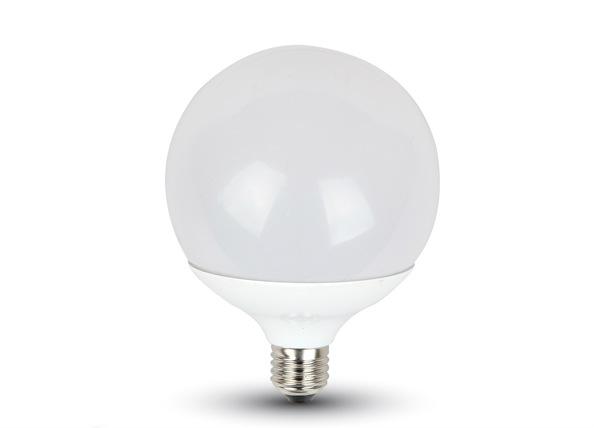 LED lamppu E27 10 W 2 kpl