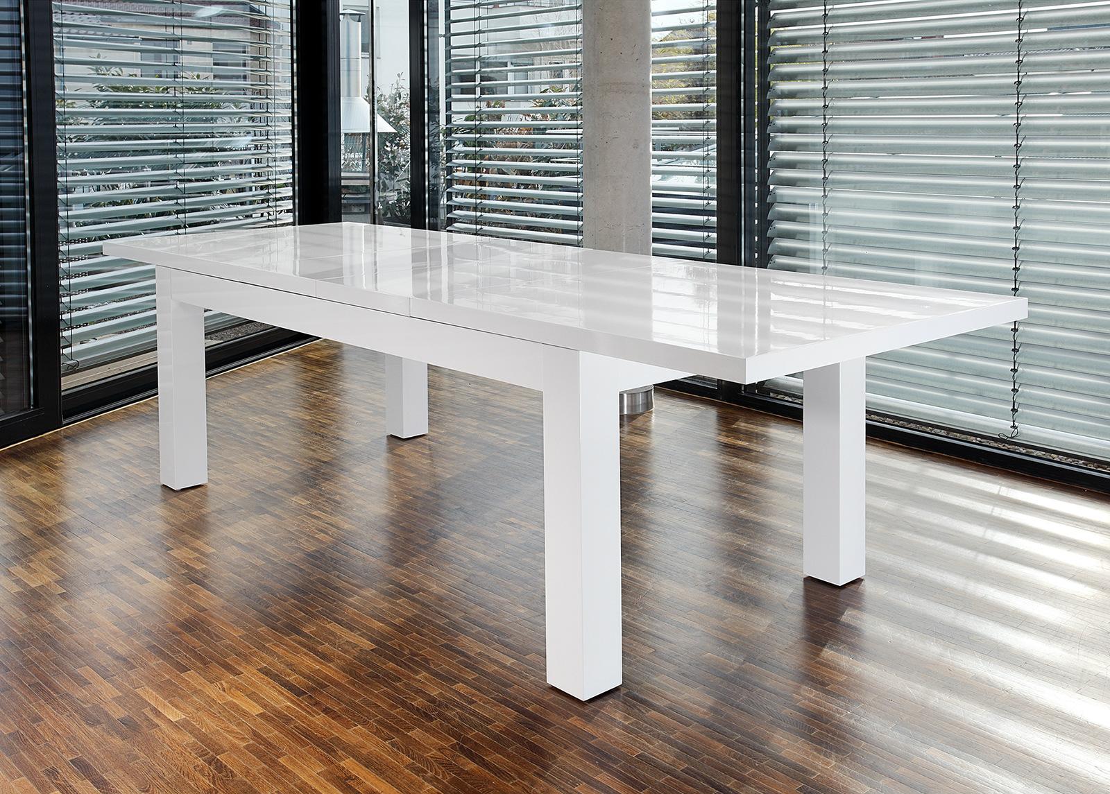 Jatkettava ruokapöytä 180-260x90 cm
