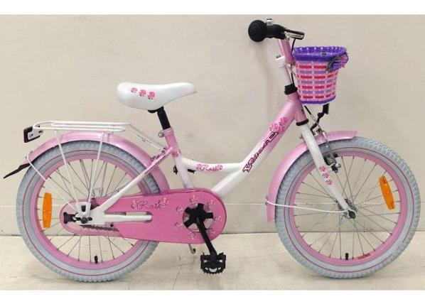 """Lasten polkupyörä 18"""" Volare Rose"""
