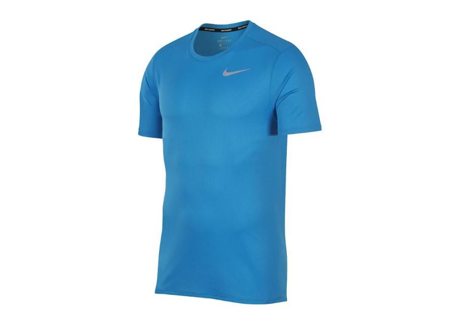 Miesten treenipaita Nike Breathe Run Top M 904634-482