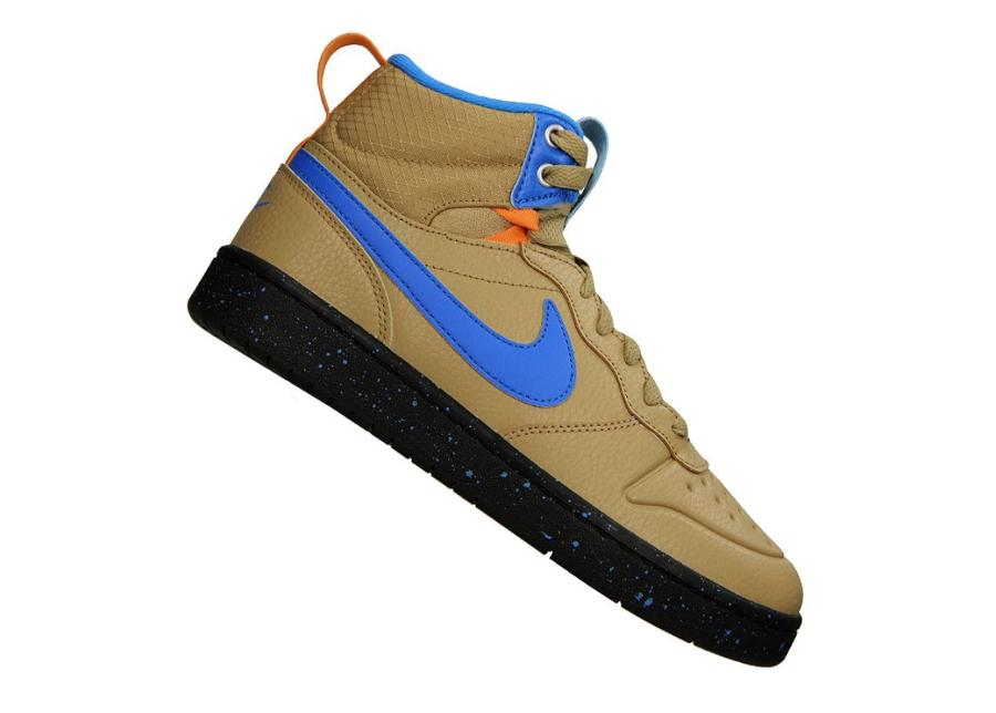 Lasten vapaa-ajan kengät Nike Court Borough Mid Boot 2 (GS) Jr BQ5440-701