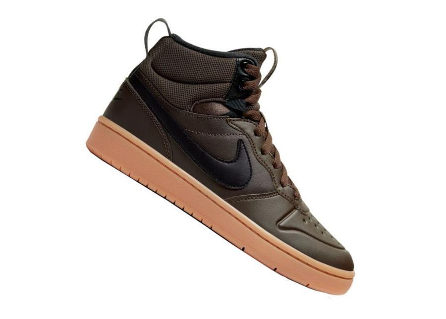 Lasten vapaa-ajan kengät Nike Court Borough Mid 2 Boot (GS) Jr BQ5440-200