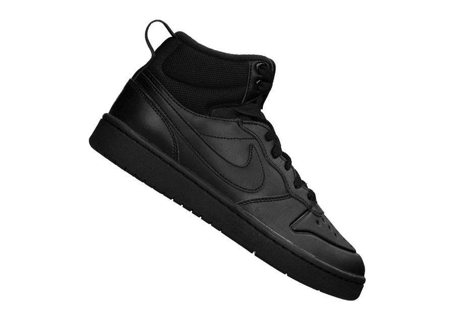 Lasten vapaa-ajan kengät Nike Court Borough Mid 2 Boot (GS) Jr BQ5440-001