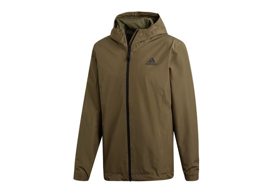 Miesten kuoritakki adidas BSC Climaproof Rain Jacket M DW9702