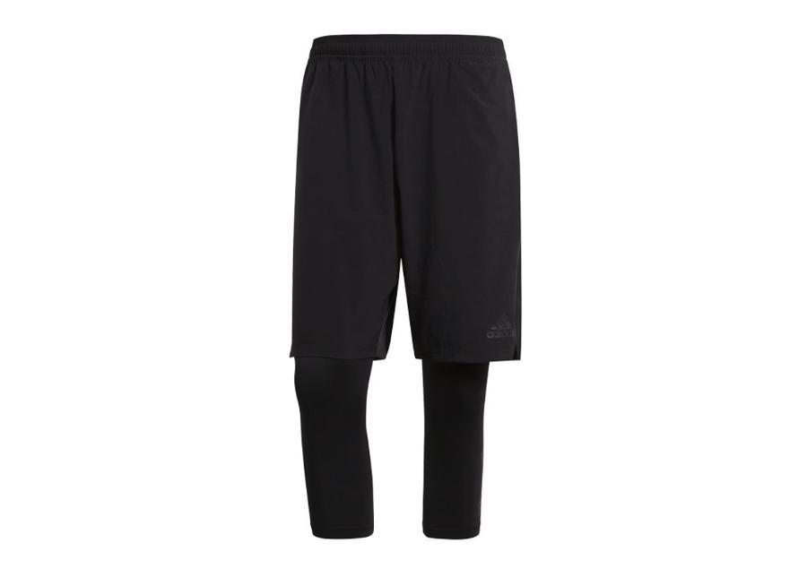 Miesten treenishortsit / alushousut adidas Tango PL Short M BQ6862
