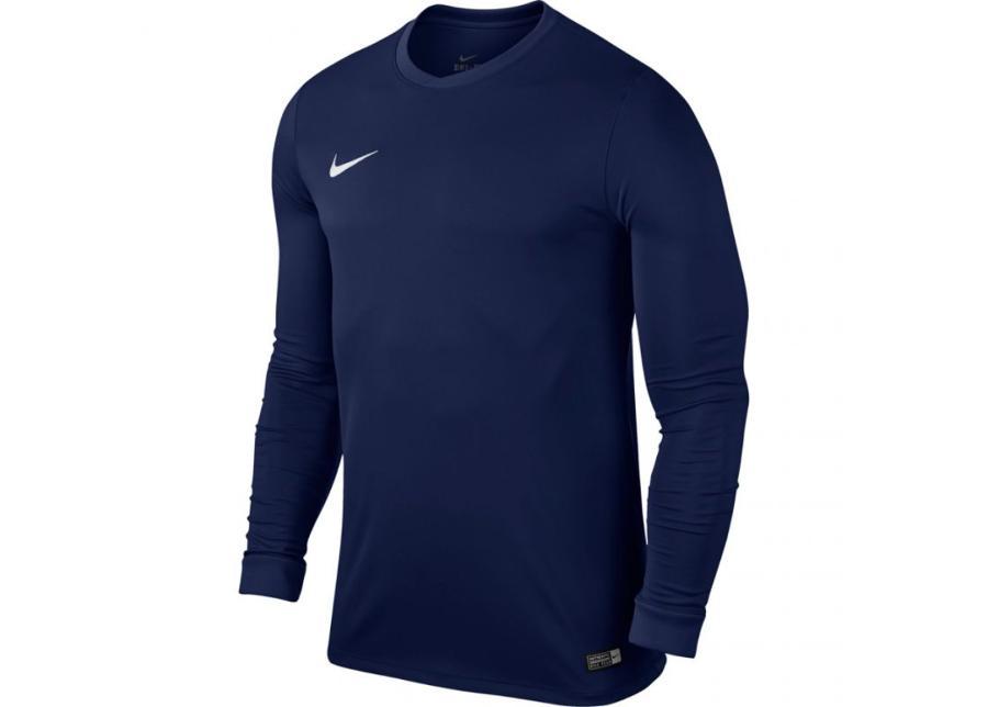 Lasten jalkapallopaita Nike Park VI LS JR 725970-410