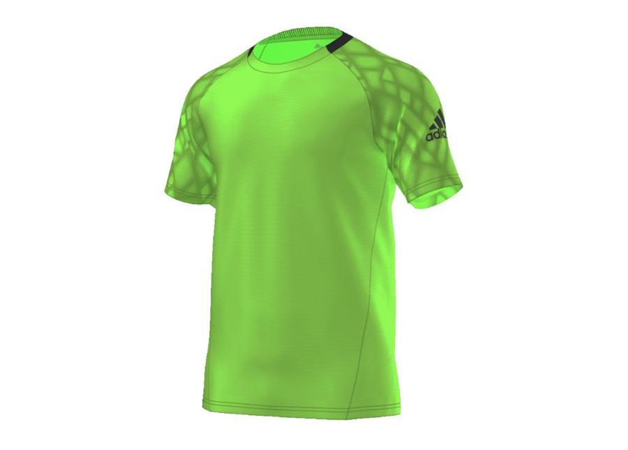Miesten jalkapallopaita Adidas T-shirt Messi Mep Climacool Jersey M AZ6168