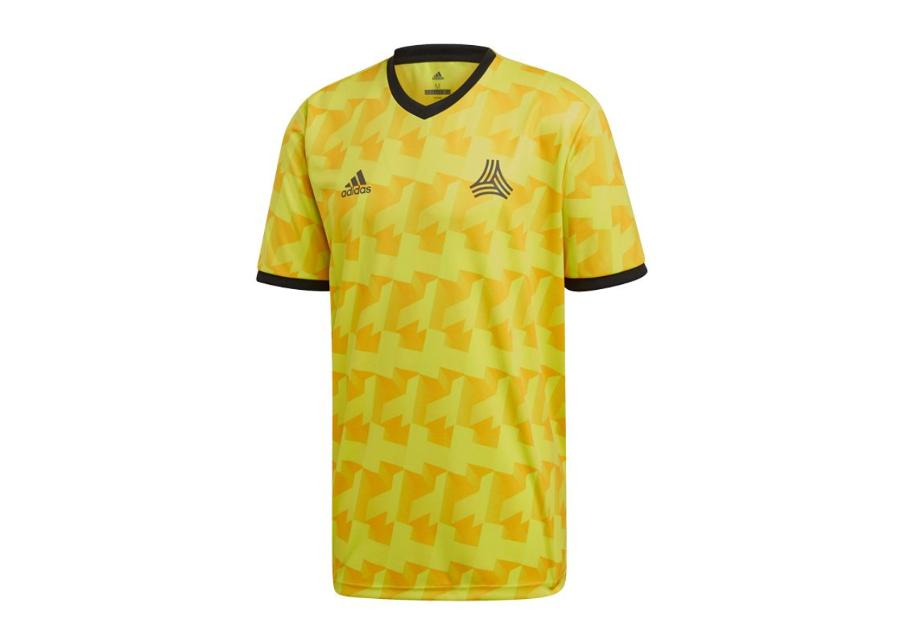 Miesten jalkapallopaita Adidas Tango MW AOP Jersey T-shirt M DX2328