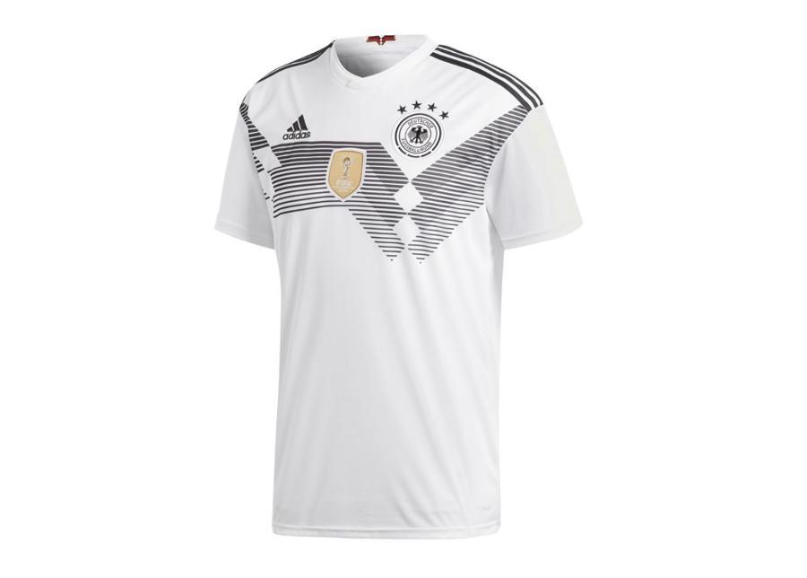 Miesten jalkapallopaita Adidas DFB Home Jersey 2018 M BR7843