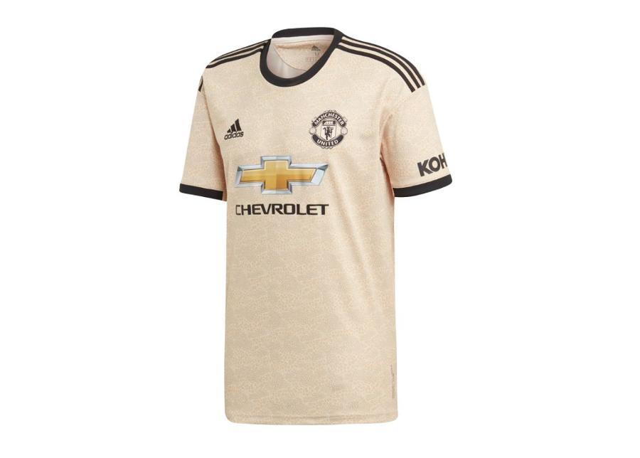 Miesten jalkapallopaita Adidas MUFC Away Jersey 19/20 M ED7388